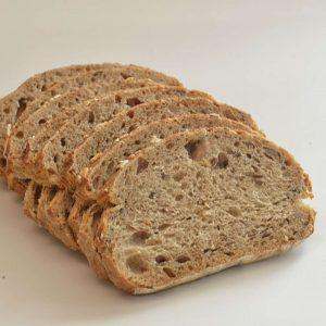slices of multigrain bread